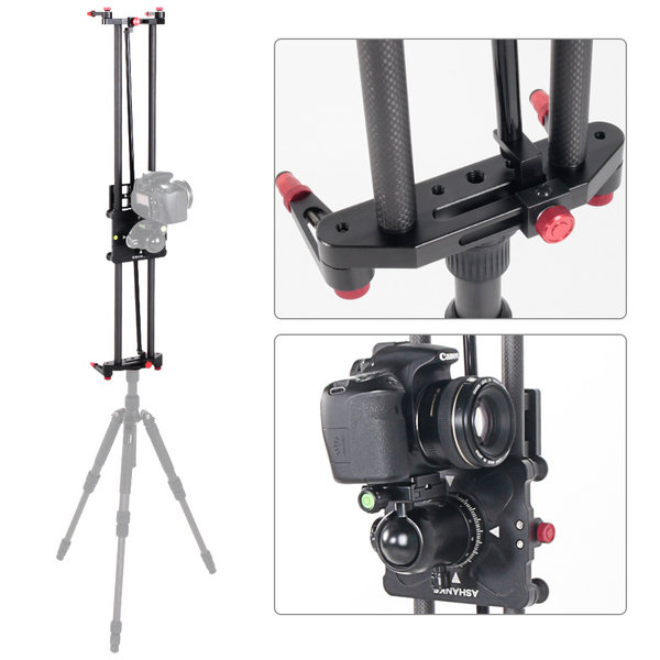 DEBO follow focus slider 80cm - Carbon fibre