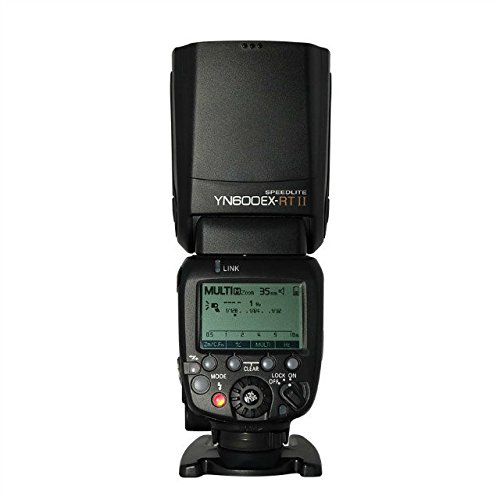 Flash Yongnuo 600EX-RT II for Canon (Đời 2)
