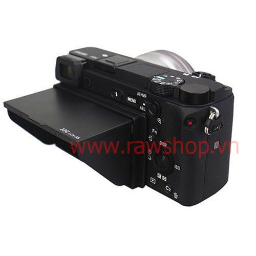 JJC LCD HOOD ACH-A6 for Sony A6500 / A6300 / A6000