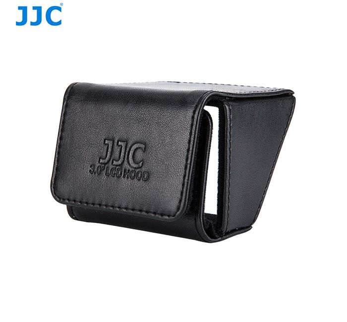 JJC soft porable LCD HOOD