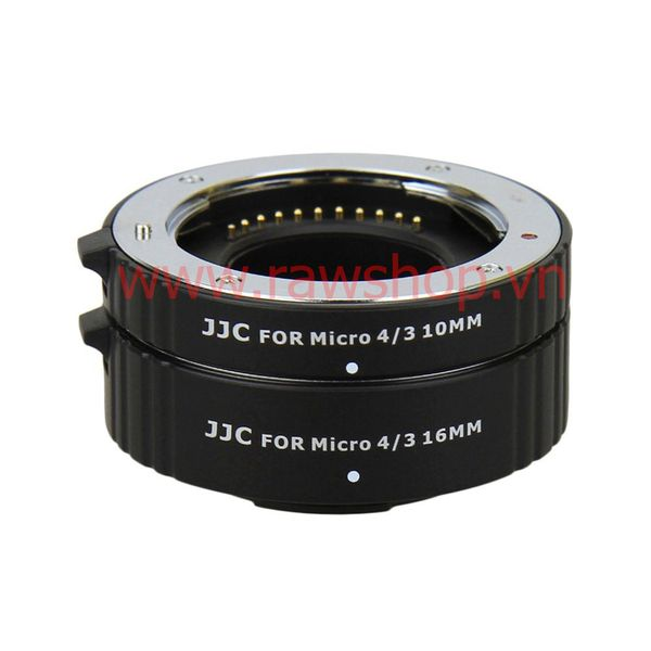 JJC Auto Focus Macro Extension Tube Set for M4/3