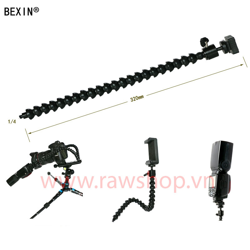 Bexin Flexible arm 32cm