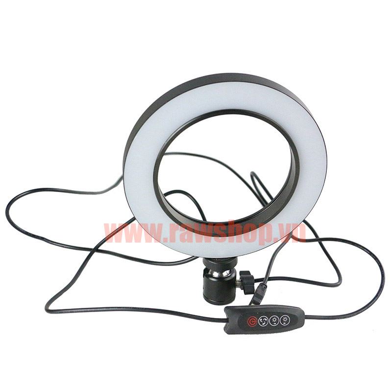 Đèn Ring Led USB RL-16cm - Bicolor