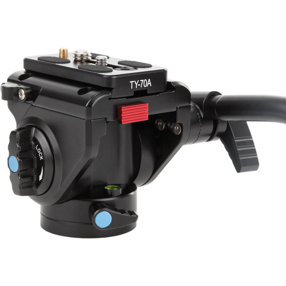 Đầu dầu Sirui VA-5 Ultra-Compact Video Head