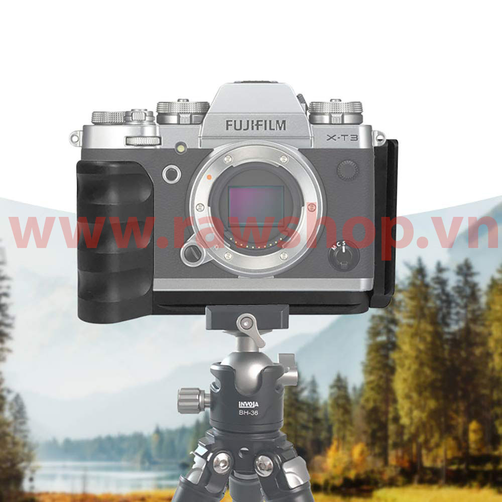 L plate bracket for Fujifilm XT-3