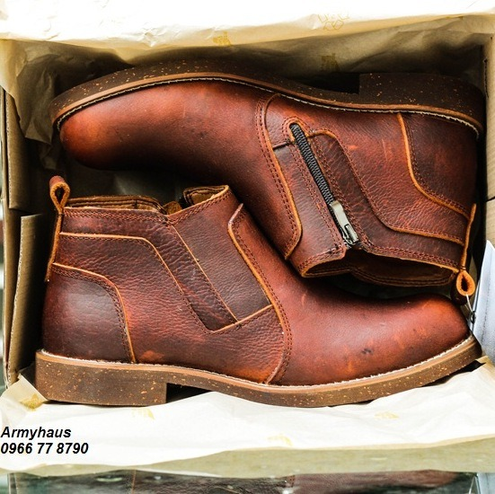 Giày thấp cổ Red Wing Shoes
