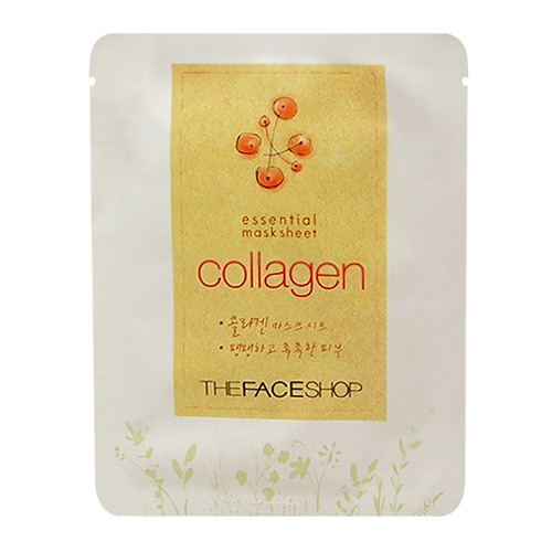 Mask sheet collagen