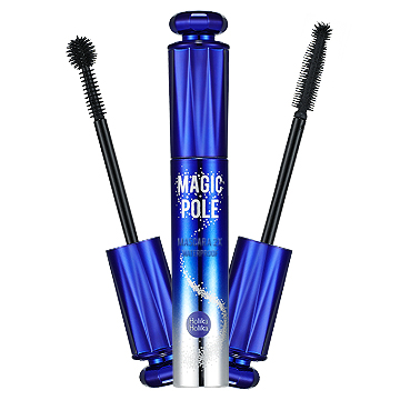 Magic pole mascara
