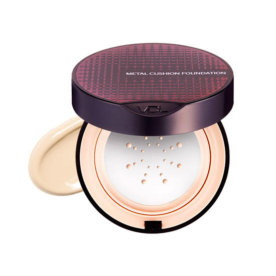 Metal cushion foundation EX