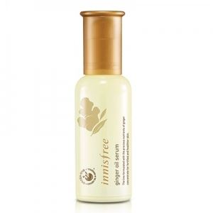 Ginger oil serum