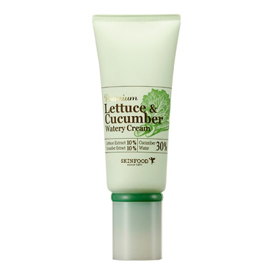 Premium lettuce&cucumber watery cream