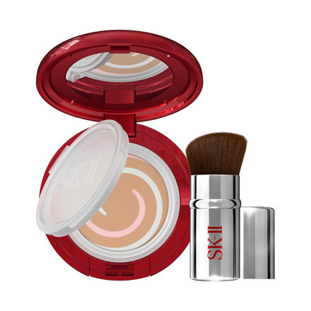 Clear beauty artisan brush foundation