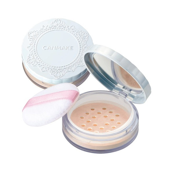 Mashmallow finish loose powder MO