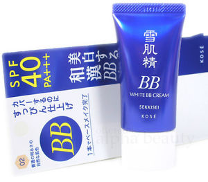 Kose sekkisei white bbcream
