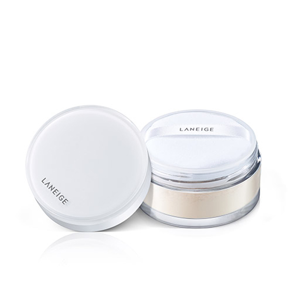 Satint finish loose powder ex