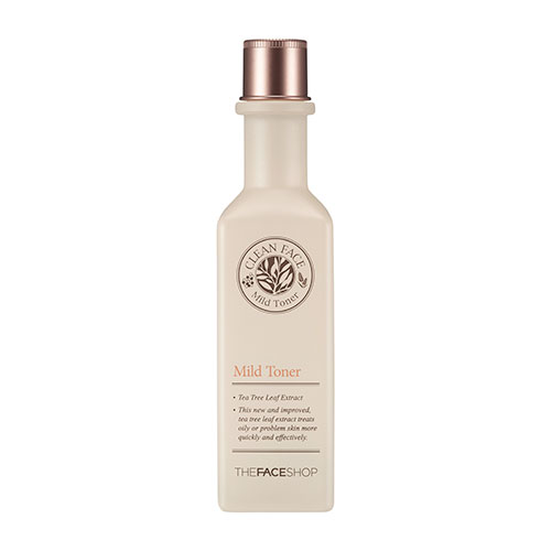 TFS Clean face mild toner
