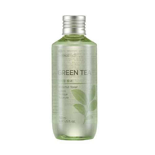 Green tea waterfull toner