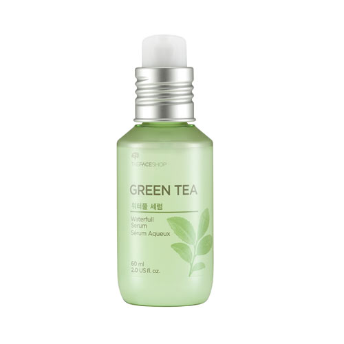 Green tea waterfull serum