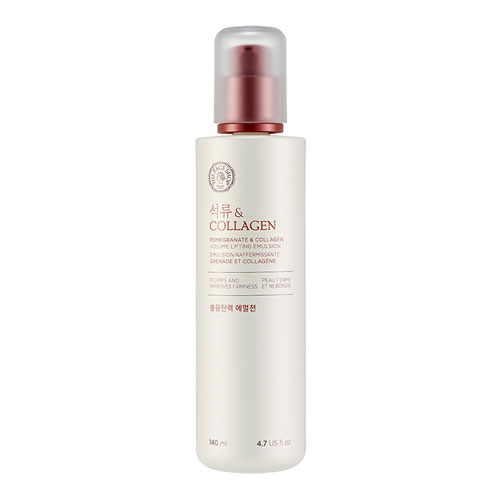 Pomegranate & collagen volume lifting emulsion