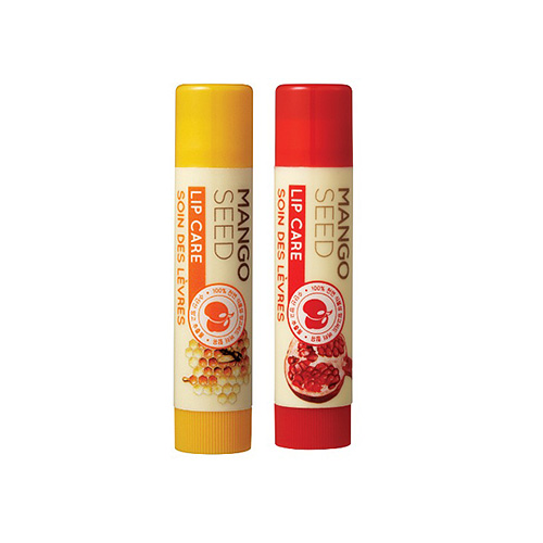 Mango seed lip care