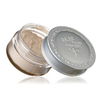 Rice shimmer powder