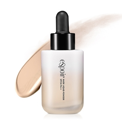 Nude fit liquid foundation