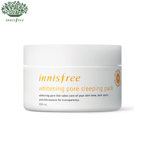 Whitening pore sleeping pack