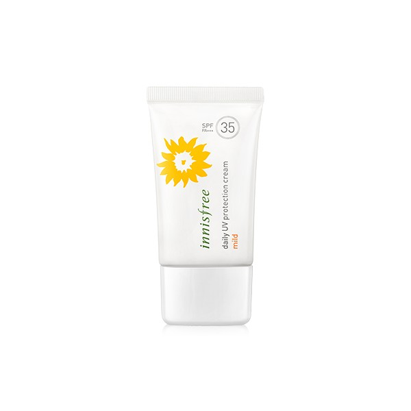 Daily UV protection cream mild