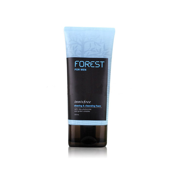 Forest for men Shaving & cleansing foam