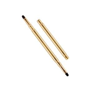 Gel eyeliner brush duo