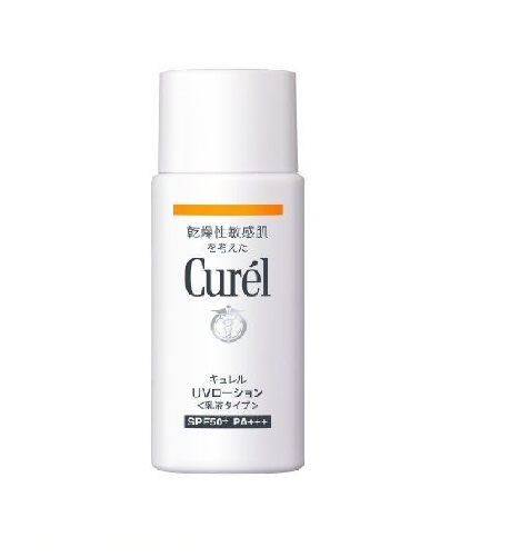 Curel uv lotion SPF50