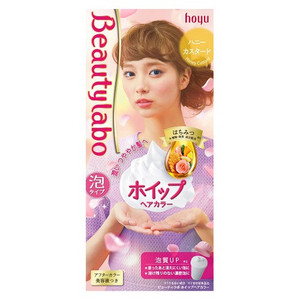 Beautylabo whip hair creamy honey custard