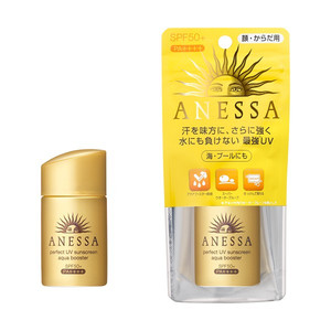 Anessa Perfect uv sunscreen aqua booster 25ml