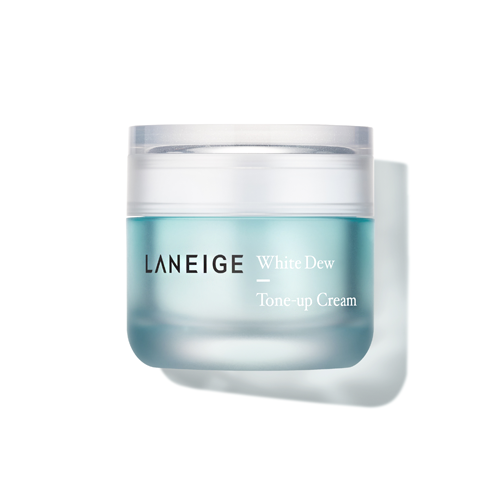 white dew tone up cream
