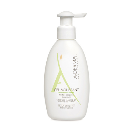 A-derma soothing foaming gel 750ml