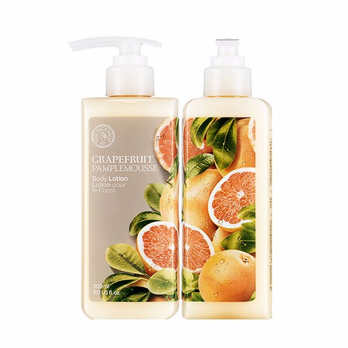 grape fruit body lotion