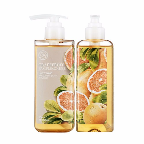 grape fruit body wash