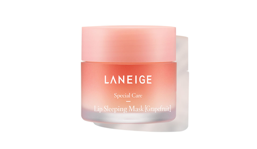 lip sleeping mask grapefruit