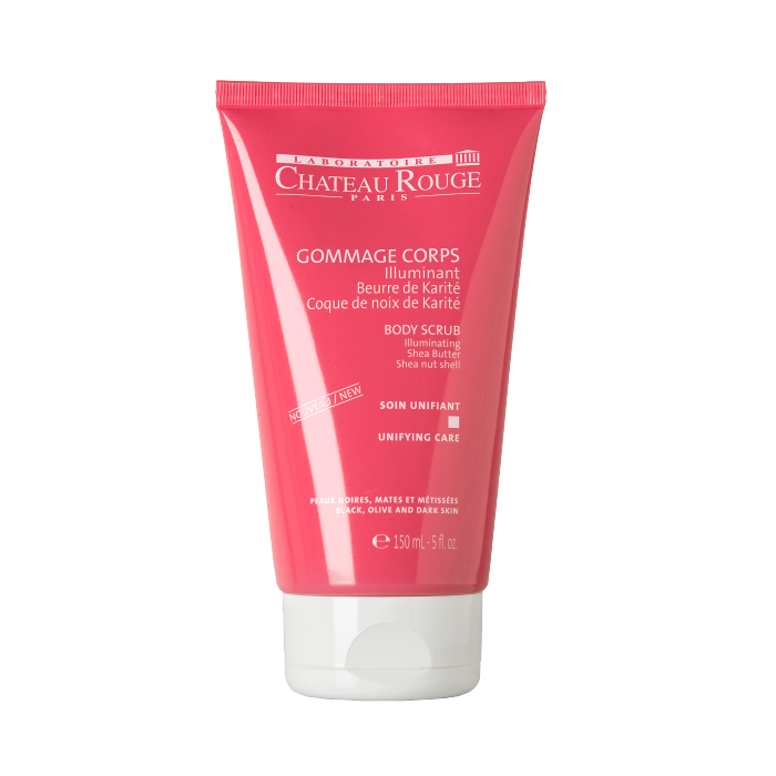 gommage corps body scrub