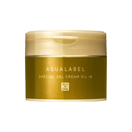 aqualabel special gel cream oil in