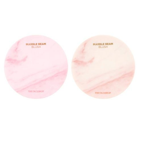 Marble beam blush&highlighter