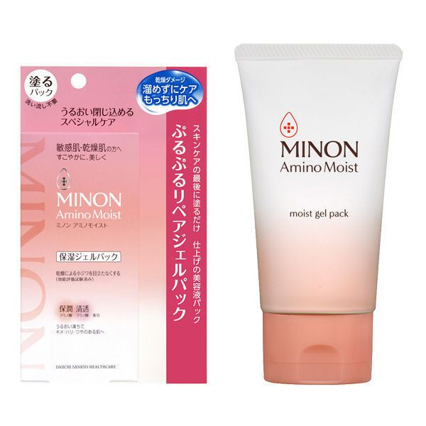 Minon Amino Moist Gel Pack