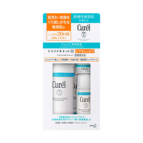 curel trial kit III enrich