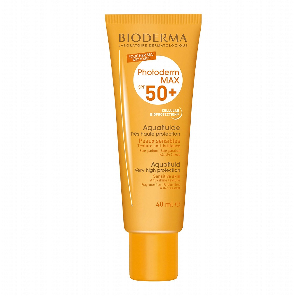 bioderma photoderm max aquafluid
