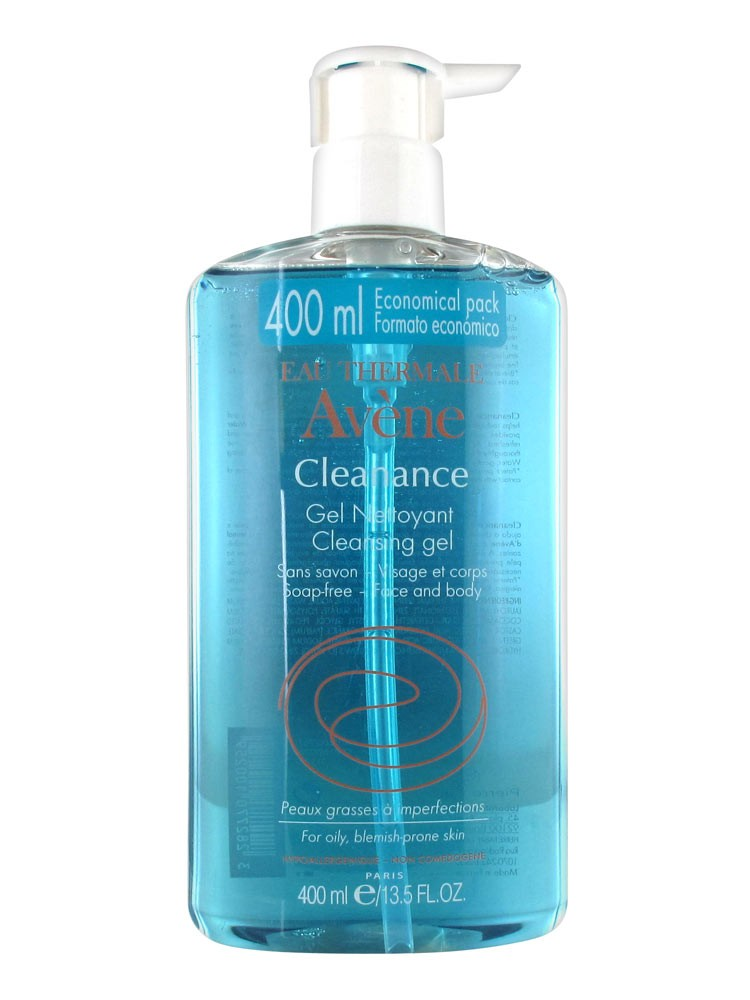Avene Cleansing Gel 400ml