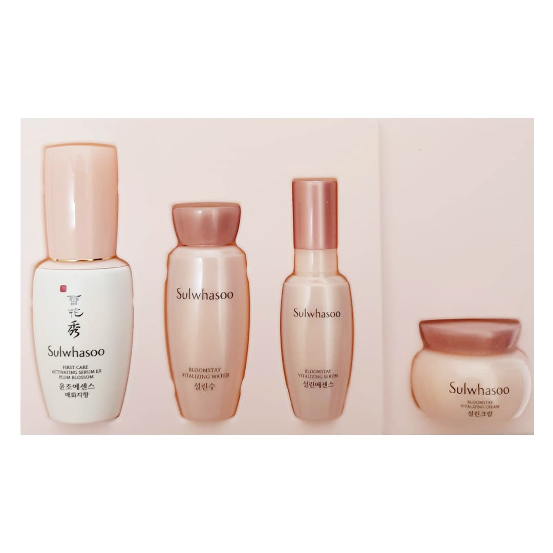 Sulwhasoo Bloomstay Vitalizing Special Kit