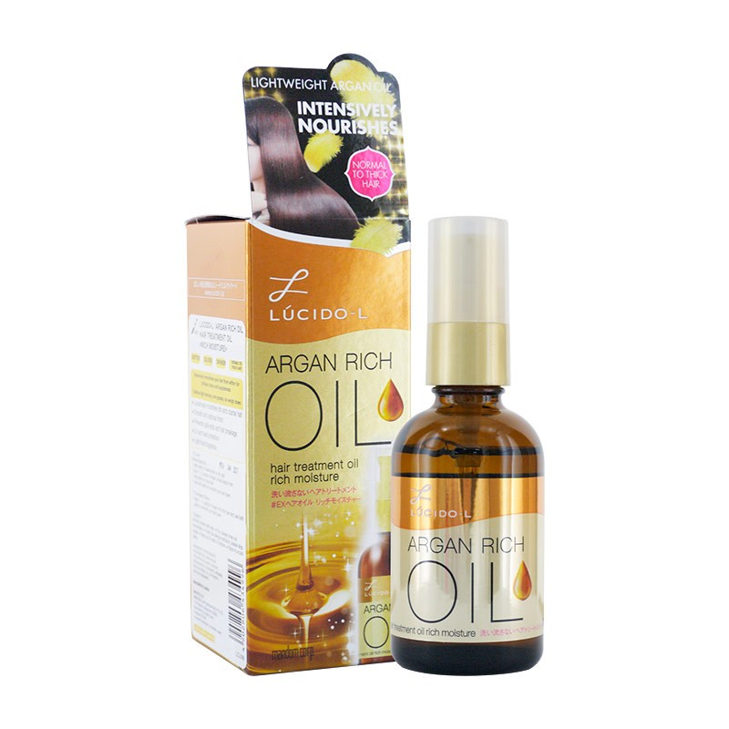 Lucido Argan Rich Oil Moist
