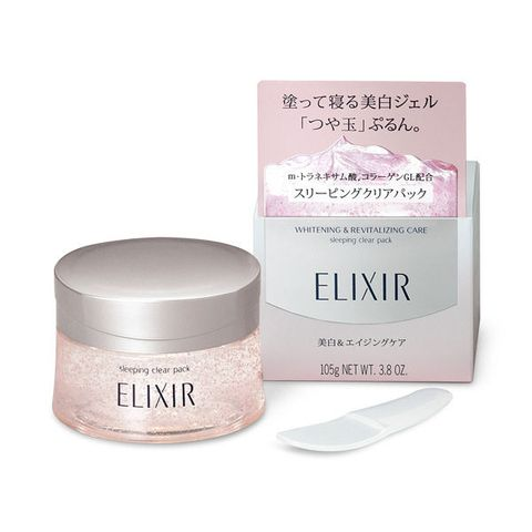 SSD Elixir Whitening & Revitalizing Care Sleeping Clear Pack