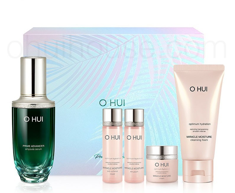 Ohui Prime Advancer Ampoule Serum Set #Nhỏ