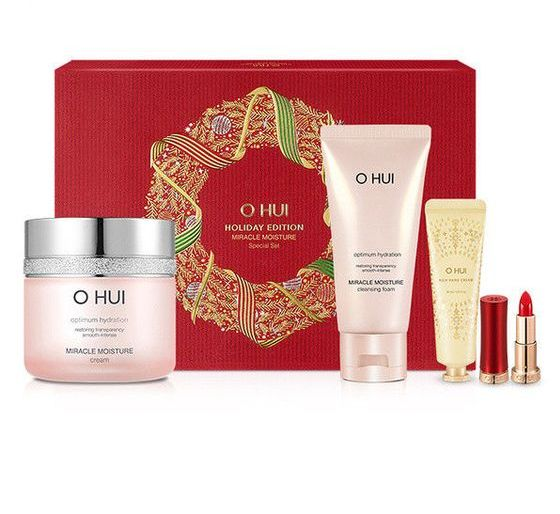 Ohui Miracle Moisture Cream Special Set 100ml